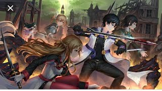 Sword Art Online  AMV Song [Unity]👍😍😍🙏