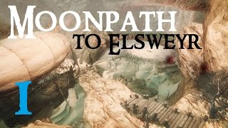 SKYRIM MOD: Moonpath to Elsweyr #1 (Let's Play   60fps)