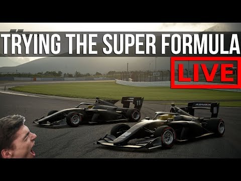 Gran Turismo Sport - Trying Out The New Super Formula Car