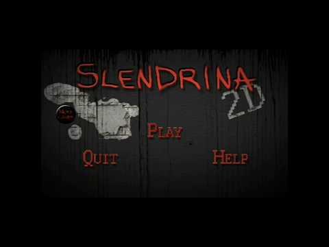 Slendrina 2D Modo (Hard)
