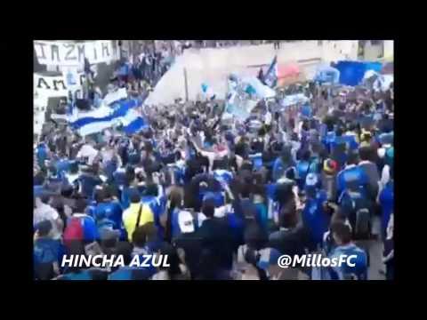 """""""Cumpleaños 69 de Millonarios"""" Barra: Blue Rain • Club: Millonarios"""