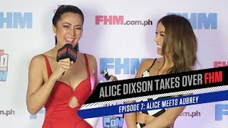 Alice Dixson Takes Over FHM Aubrey Miles Reveals The Source Of Her Eternal Youth