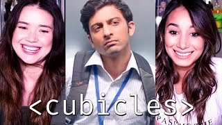 TVFS CUBICLES | Trailer Reaction By Achara & Lya!