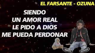 Ozuna  El Farsante