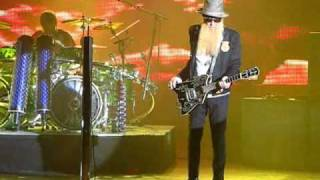 ZZ Top Live - I Need You Tonight (extended version)