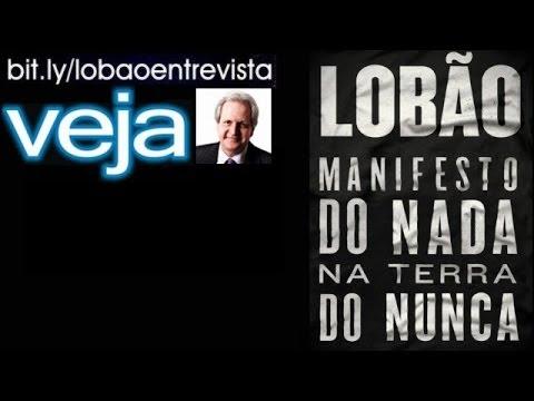 Augusto Nunes entrevista Lobão