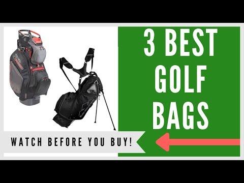 ✅ Golf Bag: 3 Best Golf Bags Of 2019