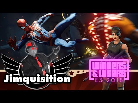 Winners & Losers E3 2018 (The Jimquisition)