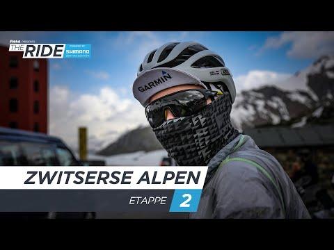 ZWITSERSE ALPEN - Etappe 2 | Silvaplana - Thusis | The Ride 2019