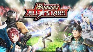 WOW KEKUATANNYA GEGE - WARRIORS ALL STAR Video thumbnail