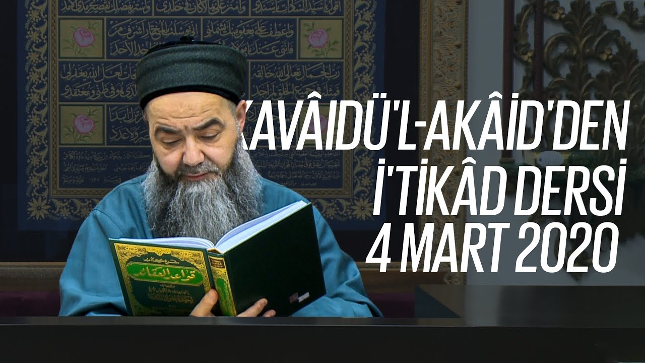Kavâidü'l Akâid Dersi 29. Bölüm