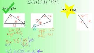 8-3 Trigonometry