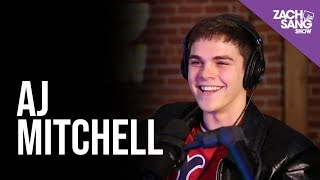 AJ Mitchell Talks All My Friends, Jake Paul & Upcoming Tour
