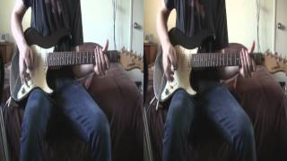 Wishmaster by The Word Alive Dual Guitar Cover with Tabs