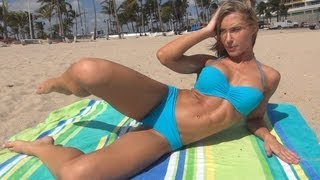 "Sexy Girls ""SIX-PACK"" Abs Home Workout!!!!"