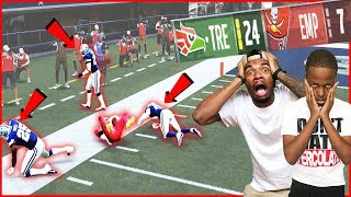 This Catch Made Him RAGE QUIT! + The Biggest CHOKE In Madden This Year?! - MUT Wars Ep.84