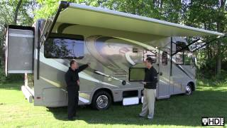 Quick Look: Axis RUVs from Thor Motor Coach