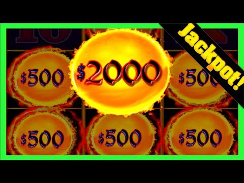 MY BIGGEST BALL EVER! 🔥🔥 MASSIVE JACKPOT HAND PAY On Dragon Link Slot Machine W/ SDGuy1234