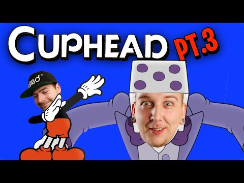 Beating Cuphead With The Power Of Friendship 2