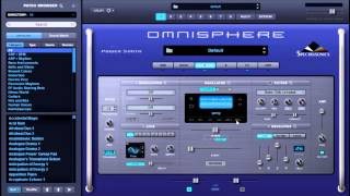 Listen to This Crazy Sound I Made with Audio Import in Omnisphere 2