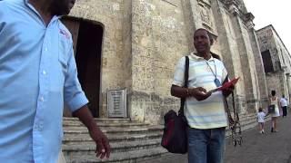 preview picture of video 'Ciudad de Santo Domingo, PART 2/2. Guided visit. República Dominicana.'