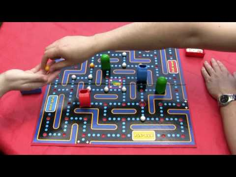Pac-Man: The Board Game