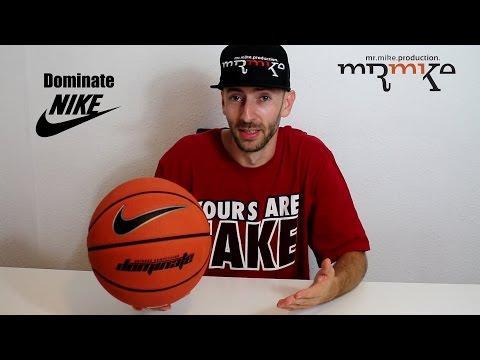 Nike Dominate Basketball - Perfekt für Anfänger