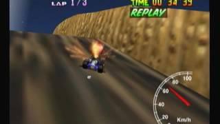 "Mario Kart 64 - Wario Stadium 1'28""63"