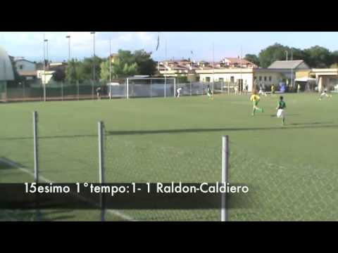 Preview video Raldon-Calcio Caldiero Terme 1-2