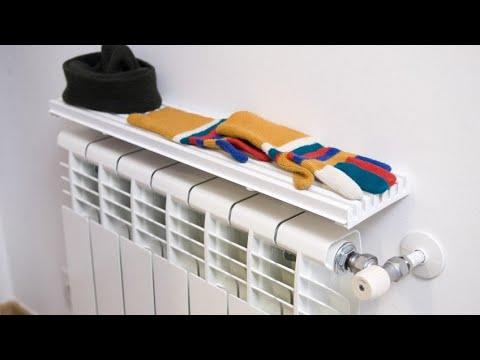 Balda-rejilla sobre radiador - Bricomanía