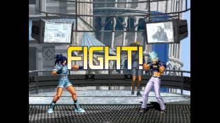 [KOF2002 GGPO] Rino(MEX) vs Shura.(TW) [2/2]