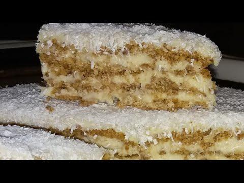 Торт без выпечки  Такой вкуснятины вы еще не пробовали  Cake without BAKING