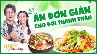 Ngon Khó Cưỡng | Ăn buffet chay thổi bay cơn ngán | Tập 16 | Food Review