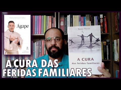 A cura das feridas familiares (Sidnei Telles) + Ágape (Padre Marcelo Rossi)   Vandeir Freire