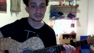 Wasted Hours, Arcade Fire cover by Eduardo Martinez