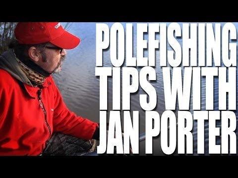 Jan Porter Pole Fishing for Roach and Bream – Fishing Britain Shorts