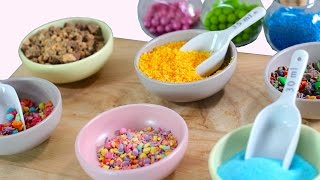 DIY Candy Sprinkles! 7 DIY Sprinkle Hacks For Cakes & Cupcakes! By My Cupcake Addiction