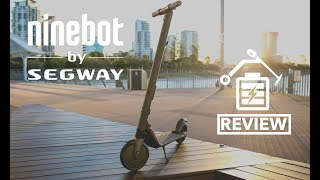 ninebot by segway es2 ul2272 certified electric scooter