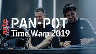 Pan-Pot - Live @ Time Warp Festival 2019