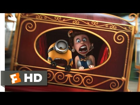 Download Minions (5/10) Movie CLIP - Kidnapping the Queen (2015) HD Mp4 HD Video and MP3