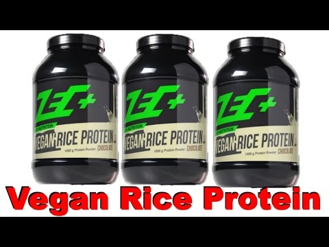ZEC+ Vegan Rice Protein