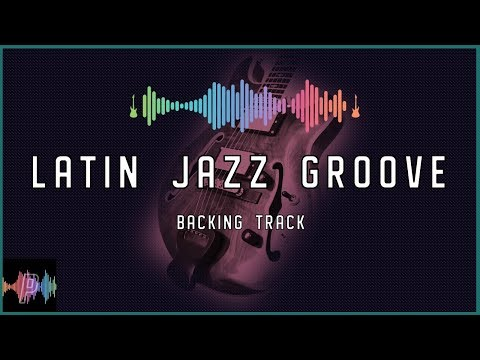Latin Jazz Groove Backing Track in D Minor