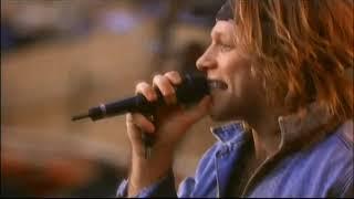 Bon Jovi – You Give Love A Bad Name (Live)