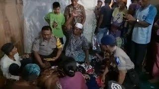 Nelayan Desa Rampa Kotabaru Ditemukan Tewas Mengapung dengan Tubuh Terlilit Jaring
