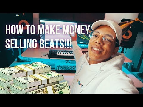 HOW TO MAKE MONEY BY SELLING BEATS ONLINE!!! (BEATSTARS)