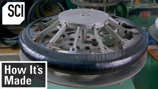 How Mountain Bike Tires Are Made | How It's Made