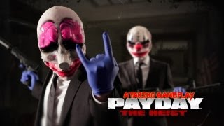 Payday The Heist - Gameplay CZ