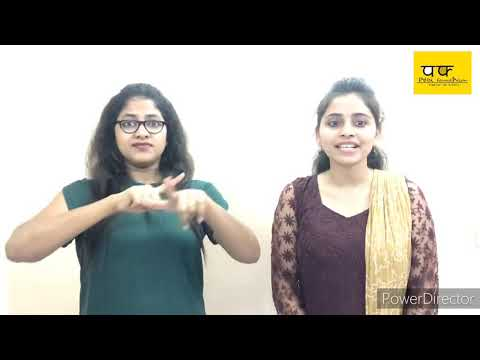 Come, join us for Virtual Sign Language Training - Beginner Level ...