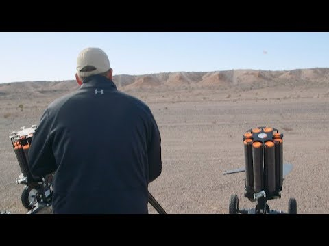 See More Target Presentations With The MEC Outdoors Defender 400