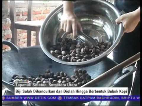 Video kopi salak sidempuan